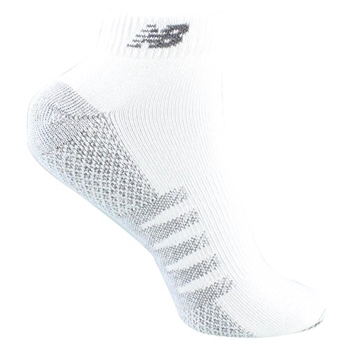 New Balance Unisex 2 Pack Technical Elite Low Cut with Coolmax Socks