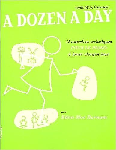 Télécharger en ligne A Dozen a day - Livre 2 : Elémentaire epub pdf