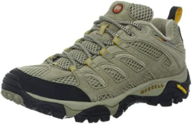 Amazon.com | Merrell Women's Moab Ventilator Hiking Shoe | Hiking ...