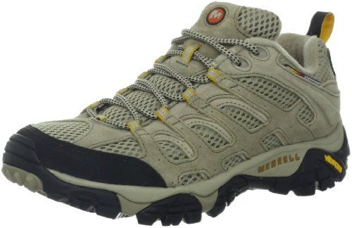 Merrell Women's Moab Ventilator Hiking Shoe,Taupe,8.5 M US (Moab Footwear)