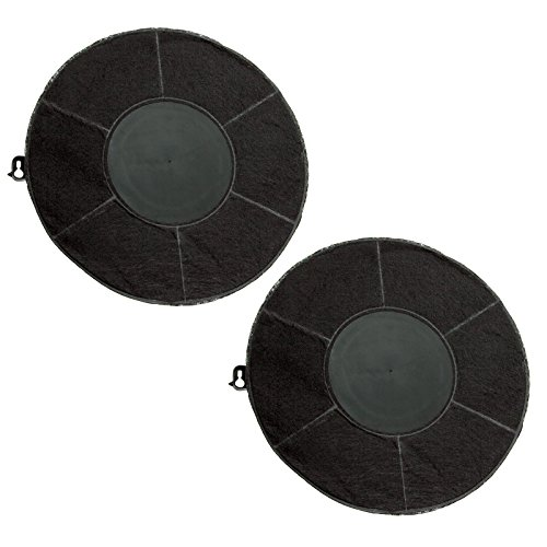 Spares2go Carbon Vent Extractor Filter for Whirlpool Cooker Hood