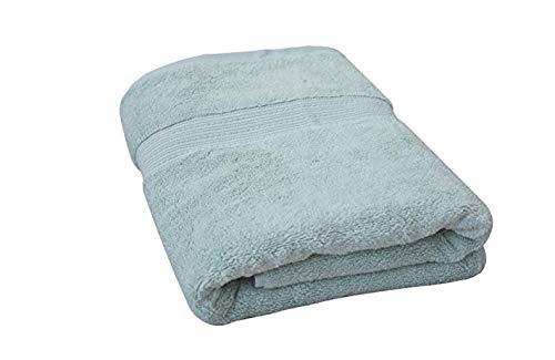 "Royal Velvet Bath Towel - Luxury Royal Velvet Signature Soft Solid Bath Towel - 30x54""- Perfect Aqua"