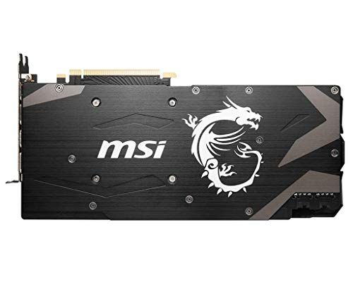 MSI Gaming GeForce RTX 2070 8GB GDRR6 256-Bit HDMI/DP DirectX 12 VR Ready Ray Tracing Turing Architecture HDCP Graphics Card (RTX 2070 TRI FROZR), (Model: GeForce RTX 2070 TRI FROZR)