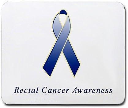 Amazon Com Rectal Cancer Awareness Ribbon Mouse Pad Electronics