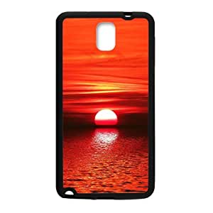Sunset Rosy clouds charming scenery fashion phone case for samsung galaxy note3