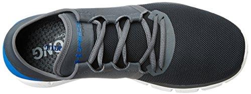 Under Armour Men's Speedform Fortis 2.1 Running Shoe, M US Grey