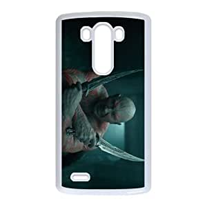 Drax LG G3 Cell Phone Case White D5785857