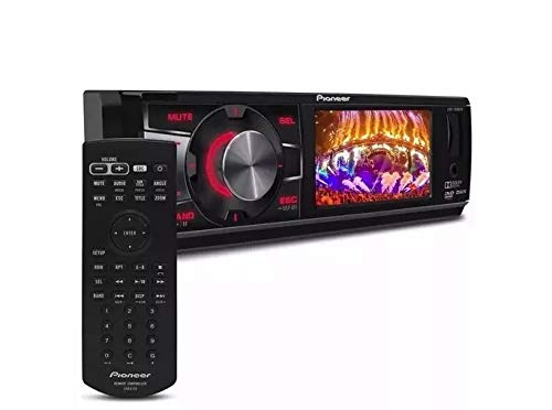 DVD Pioneer Screen 3 USB Fm Radio Avh-7880av Central Multimedia MP3 MP5