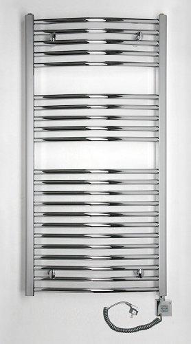 Anapont -Badheizkörper, Heizung -elektrisch, elektro-Maße: 1175h x ...