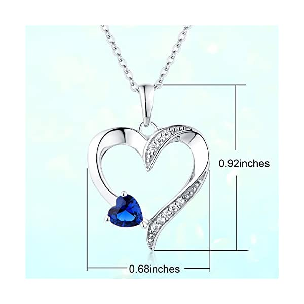 Pink Sapphire Cubic Zirconia CZ Sterling Silver Pendant w//Chain Necklace