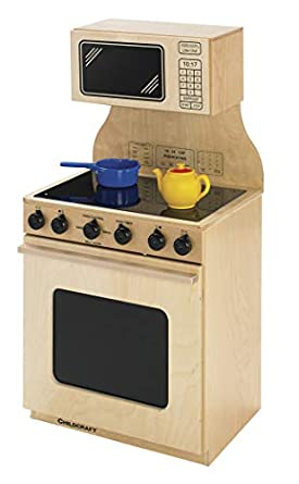 Amazon.com: Childcraft 1491224 moderna cocina estufa y ...