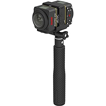 Amazon kodak pixpro sp360 action cam with extreme accessory kodak pixpro sp360 4k dual pro pack vr camera fandeluxe