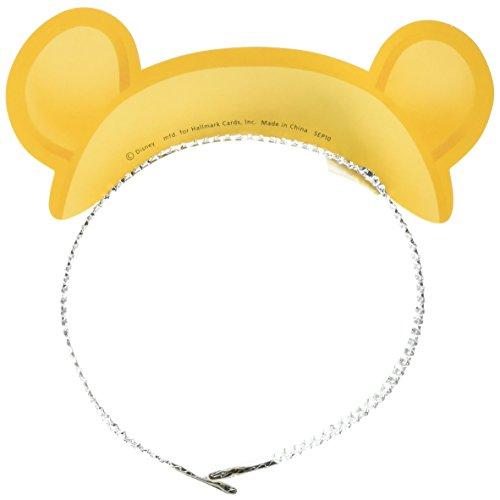 Winnie the Pooh & Friends Paper Bear Ears 4ct]()