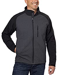 Men's Softshell 3-Layer water Resistance Jacket