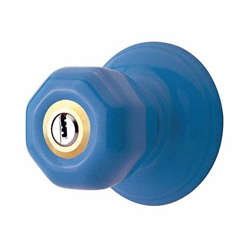 - IntandExt Keyed Door Knob Lock Set Porcelain Ajustable Backset |Renovator's Supply