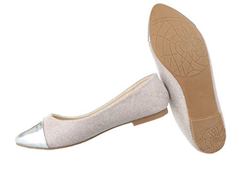 ... Slip Silber Damen 41 37 40 On Blau Rot Schwarz Gold Ballerinas 39 38 36  Pumps ... 6adbe36855