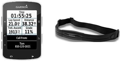 Garmin Edge 520 + Monitor de frecuencia cardiaca Forerunner 50 y ...
