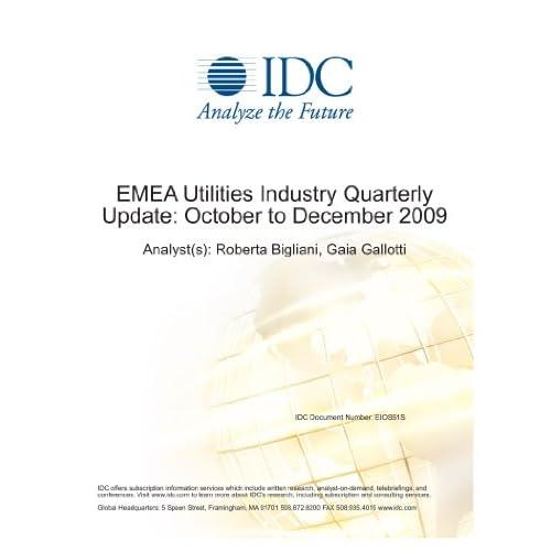 EMEA Clean Energy Quarterly Update: July-September 2011 Roberta Bigliani, Gaia Gallotti and Luiza Semernya