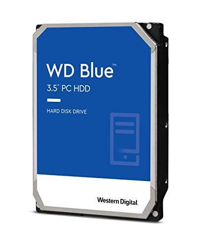 WD Blue 4TB 8.9 cm (3.5-inch) internal hard drive, SATA 6 Gb / s WD40EZRZ