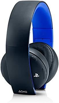 Sony PlayStation Wireless Stereo Headset 2.0: Amazon.co.uk