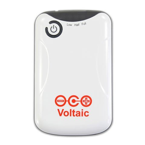 Voltaic Systems V15 4,000mAh USB Battery Backup Bank for iPhone, iPad, Samsung Galaxy, Android, and HTC Devices