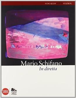 Mario Schifano in diretta