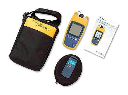 Fluke Networks FQM-100-M Fiber Quick Map Kit, Multimode Fault Finder