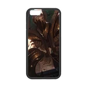 iPhone 6 4.7 Inch Cell Phone Case Black League of Legends Risen Fiddlesticks UVW0617538