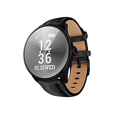 Fitness Tracker Smart Band Heart Rate Monitor Fitness Activity Tracker Bluetooth Smart Band with Blood Pressure for Android & IOS