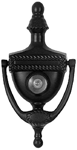 Deltana DKV6RU19 Victorian Rope Design and 3-7/8-Inch Center to Center Door Knocker Viewer