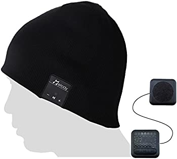 Coeuspow V4.1 Wireless Smart Beanie Music Cap with HD Stereo Speaker