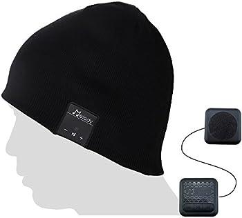 Coeuspow V4.1 Wireless Smart Beanie Music Cap with HD Stereo Speaker