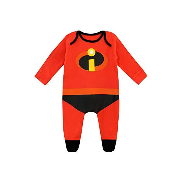 Disney - Dors Bien - The Incredibles - Bébé Garçon 1