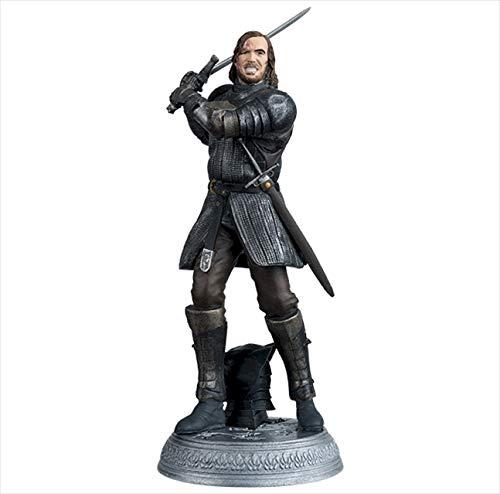 HBO Game of Thrones Eaglemoss Figurine Collection #3 The Hound (Sandor Clegane) Figure