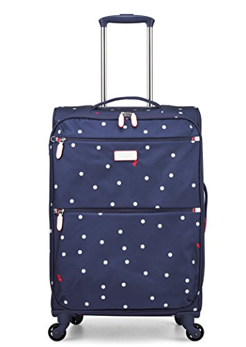 Used, Radley Cheshire Street Medium 4 Wheel Cabin Case (One for sale  Delivered anywhere in USA