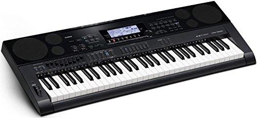 harga Casio CTK7000 61-Key Portable Keyboard with Power Supply Hargadunia.com
