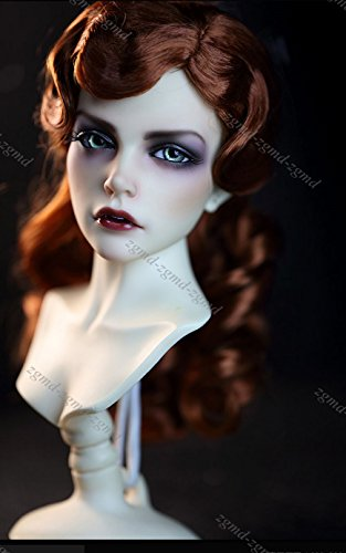 (Zgmd 1/3 BJD Doll BJD Dolls Ball Jointed Doll sexy Lady Free Eyes+Face Make Up)