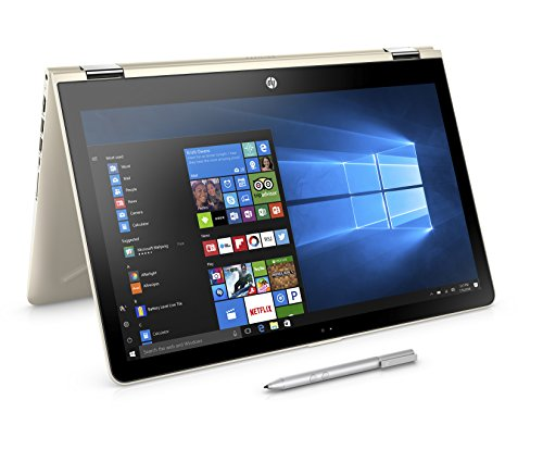 New HP Pavilion Convertible 2-in-1 15.6