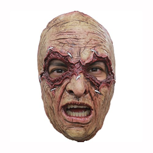 Halloween Serial Killer Mask (Ghoulish Productions Serial Killer #25 Latex Costume Face)