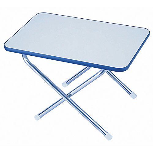 Thermofused Melamine Top Folding Table - Garelick/Eez-In 50400:01 Folding Deck Table Melamine Top Series - 16