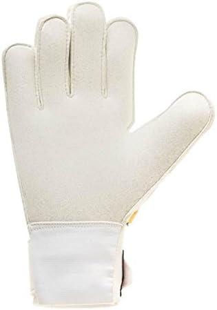 UHLSPORT SOFT RESIST blanc//fluo orange//noir Paume Latex Soft Coupe classique UHLSPORT Gant gardien football