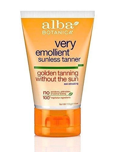 Suntan Self Tanning Water (Alba Botanica Sunless Tanning Lotion 4 Fz)