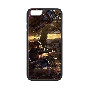 League of Legends(LOL) Garen iPhone 6 4.7 Inch Cell Phone Case Black yyfabd-356728