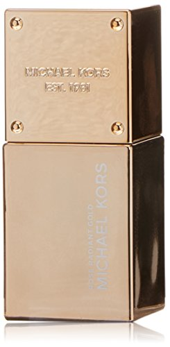 Michael Kors Rose Radiant Gold Eau de Parfum Spray for Women, 1 Ounce (Usa Michael Kors)
