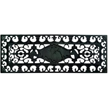 Amazon Com Imports Decor Rubber Stair Mat Dog 9 Inch