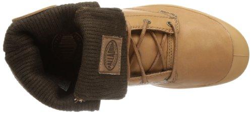 Marrone color gomma di Scarpa in Boots scura pelle vitello Marrone slim palladio Desert braun whisky nZzfxBUWqw