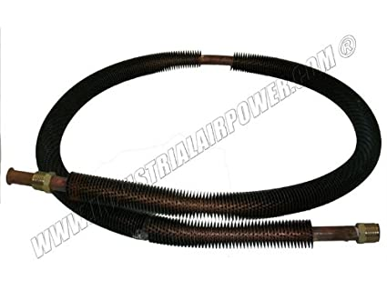 32211708 Intercooler Tube Designed for use with Ingersoll Rand