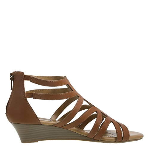 Image of dexflex Comfort Women's Taylor Low Wedge Sandal