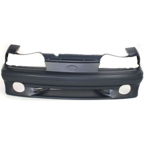 Front Bumper Cover for FORD MUSTANG 1987-1993 Primed GT Model ()