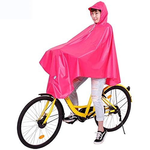 5 Femme Bolawoo Vélo Et Adulte Poncho Chic Extérieure Mode Imperméable Raincoat xYqqUrwnva